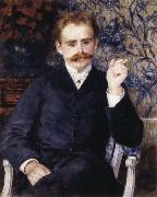 Pierre Renoir Albert Cahen d'Anvers oil painting picture wholesale