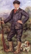 Pierre Renoir Jean Renior as a Hunter oil painting picture wholesale