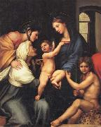Raphael Madonna of the Cloth oil painting picture wholesale