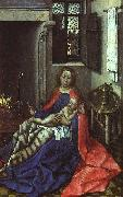 Robert Campin Madonna by the Fireside oil painting artist