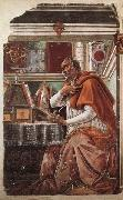 Sandro Botticelli Hl.Augustinus oil painting picture wholesale