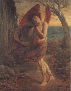 Simeon Solomon Love in Autumn oil painting picture wholesale