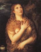 Titian Mary Magdalen oil painting picture wholesale