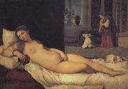 Titian Venus oil painting picture wholesale