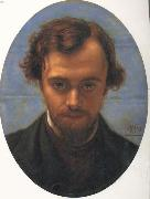 William Holman Hunt Dante Gabriel Rossetti oil painting picture wholesale
