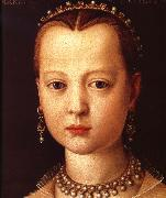 Agnolo Bronzino Portrait of Maria de'Medici oil painting picture wholesale