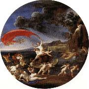 Albani Francesco Allegory of Water,from The Four Elements oil painting artist