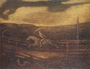 Albert Pinkham Ryder The Race Track oil painting picture wholesale