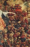 Albrecht Altdorfer Details of The Battle of Issus oil painting picture wholesale