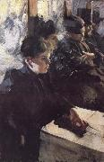 Anders Zorn Unknow work 65 oil painting picture wholesale