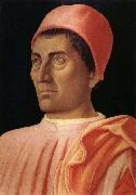 Andrea Mantegna Portrait of Cardinal de'Medici oil painting picture wholesale