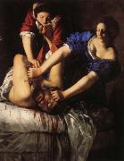 Artemisia gentileschi Judith Beheading Holofernes oil painting picture wholesale