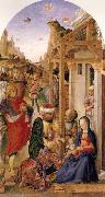 BASTIANI, Lazzaro The Adoration of the magi oil painting picture wholesale
