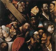 BOSCH, Hieronymus Christ Carrying the Cross oil painting picture wholesale