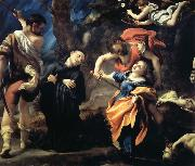 Correggio Martyrdom of Four Saints oil painting picture wholesale