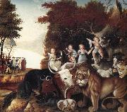 Edward Hicks Peaceable Kingdom oil painting picture wholesale
