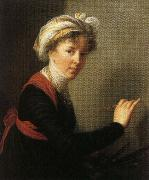 Elisabeth LouiseVigee Lebrun Self-Portrait oil painting picture wholesale
