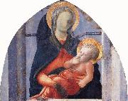 Fra Filippo Lippi Madonna and Child. oil painting picture wholesale