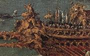 Francesco Guardi Details of he Departure of the Doge on Ascension Day oil painting picture wholesale