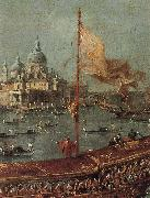 Francesco Guardi Details of The Departure of the Doge on Ascension Day oil painting picture wholesale