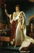 Francois Gerard Portrait of Napoleon Bonaparte oil painting picture wholesale