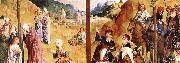 GOES, Hugo van der Calvary Triptych (detail) oil painting picture wholesale