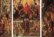Hans Memling Last Judgement oil painting picture wholesale