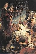 JORDAENS, Jacob Offering to Ceres, Goddess of Harvest oil painting picture wholesale