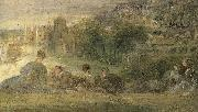 Jean-Antoine Watteau Details of The Music-Party oil painting picture wholesale