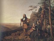 Jewett, William Smith The Promised Land-The Grayson Family oil painting picture wholesale