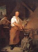 John Neagle Pat Lyon at the Forge oil