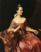 John Singleton Copley Mrs.Joseph Scott oil painting picture wholesale
