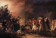 John Trumbull Sotie effectuee par la garnison de Gibraltar oil painting picture wholesale