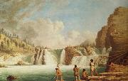 Kane Paul Falls at Colville oil painting picture wholesale