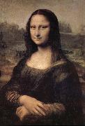 LEONARDO da Vinci Portrait de Mona Lisa dit La joconde oil painting picture wholesale