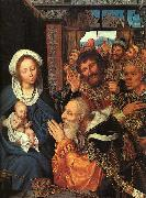 MASSYS, Quentin The Adoration of the Magi oil painting picture wholesale