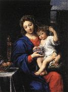 MIGNARD, Pierre The Virgin of the Grapes oil painting picture wholesale