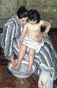 Mary Cassatt The Child's Bath oil painting picture wholesale