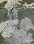 Mikhail Vrubel The Swan Princess oil painting picture wholesale