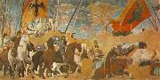 Piero della Francesca Battle between Constantine and Maxentius oil painting picture wholesale