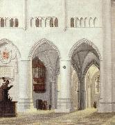 Pieter Jansz Saenredam Interior of the Church of St Bavo at Haarlem oil painting picture wholesale