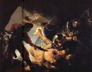 Rembrandt van rijn The Blinding of Samson oil painting picture wholesale