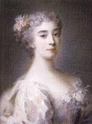 Rosalba carriera Portrait of Anna Sofia Enrichetta of Modena oil painting picture wholesale