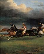 Theodore Gericault Details of Epsom Derby oil painting picture wholesale
