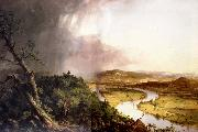 Thomas Cole Vue du mont Holyoke,pres de Northampton dans le Massachusetts Apres l'orage oil painting picture wholesale