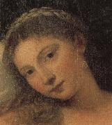 Titian Details of Venus of Urbino oil painting picture wholesale