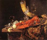 Willem Kalf Still-Life with Drinking-Horn oil painting picture wholesale