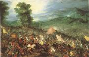 BRUEGEL, Pieter the Elder The Battle of Issus (mk05) oil painting picture wholesale
