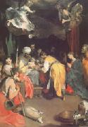 Barocci, Federico The Circumcision (mk05) oil
