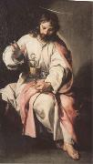 Cano, Alonso St John the Evangelist with the Poisoned Cup (mk05) oil painting picture wholesale